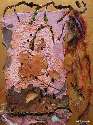 Painting - Autumn Nocturne by Judith Kerrigan Ribbens