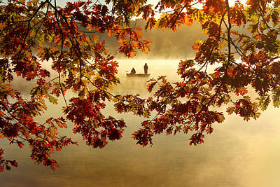 Photograph - Autumn Nostalgia by Rob Blair