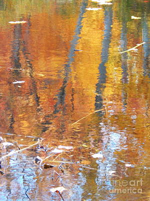 Photograph - Glorious  Gold  by Expressionistart studio Priscilla Batzell