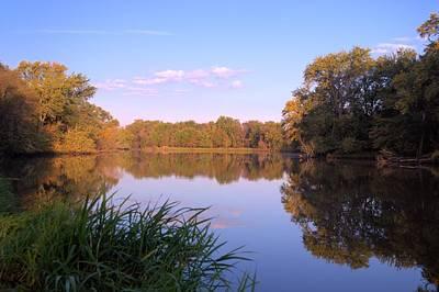 Photograph - Autumn On Lake Considine by Bonfire Photography