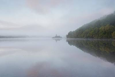 Photograph - Autumn On Loch Achray by Stephen Taylor