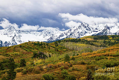 Photograph - Autumn On The Colorado Dallas Divide by Ronda Kimbrow