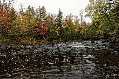 Autumn On The Oxtongue River Original