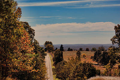 Photograph - Autumn On The Rise by Rick Friedle