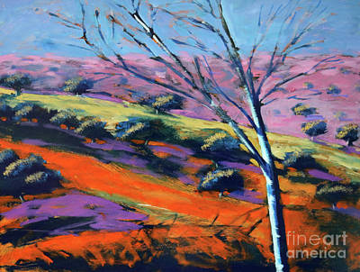 Fall Panorama Painting - Autumn by Paul Powis