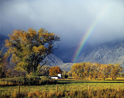 Photograph - 1m6345-autumn Rainbow by Ed  Cooper Photography