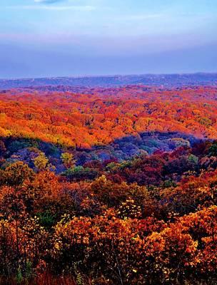 Photograph - Autumn Rainbow by Michelle McPhillips