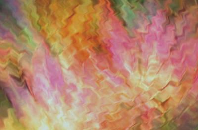 Digital Art - Autumn Ripples by Kae Art