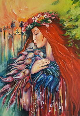 Painting - Autumn by Rita Fetisov