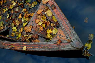 Autumn Art Print by Robert Lacy