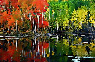 Photograph - Autumn by S Art