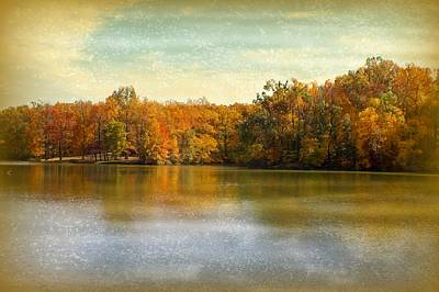 Photograph - Autumn by Sandy Keeton