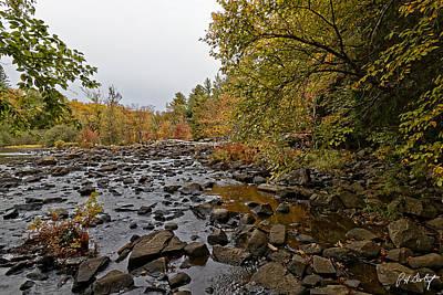 Autumn Shoreline Original