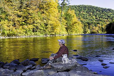 Photograph - Autumn Splendor by Fran Gallogly