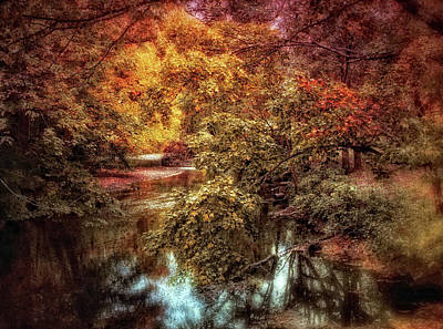 Photograph - Autumn Splendor II by Jessica Jenney