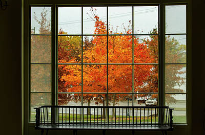 Photograph - Autumn Splendor by Ronald Hoehn