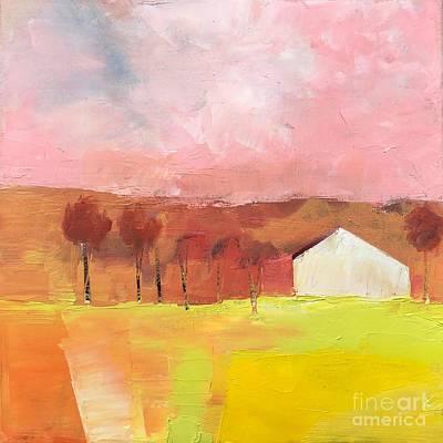 Autumn Stillness Art Print