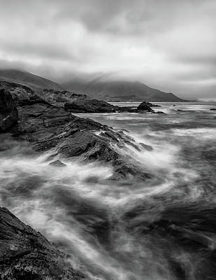 Photograph - Autumn Storm Along The Coast by Jonathan Nguyen