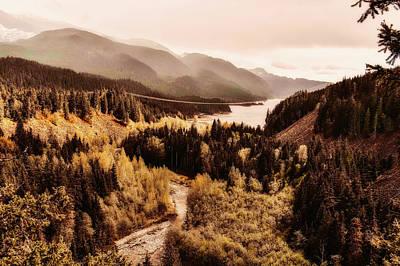 Photograph - Autumn Sunrise - Canada by Unsplash