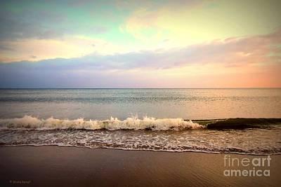 Photograph - Autumn Sunset by Shelia Kempf