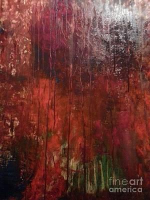 Jenna Thomas Wall Art - Painting - Autumn Surprise by Jenna Thomas