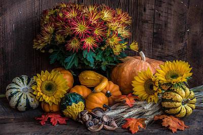 Photograph - Autumn Treasure by Randy Walton