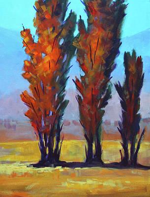 Autumn Trio Original