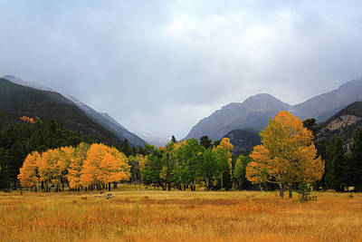 Photograph - Autumn Valley by Shane Bechler