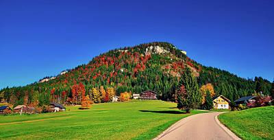 Photograph - Autumn Vista by Pixabay