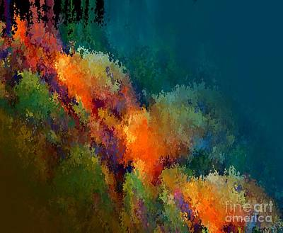 Painting - Autumnal Atmoshpere by Vicki Lynn Sodora