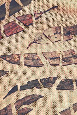 Broken Wall Art - Photograph - Autumnal Break by Jorgo Photography - Wall Art Gallery