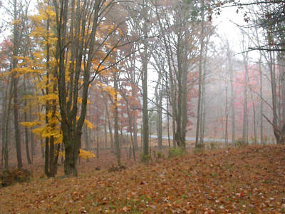 Painting - Autumnal Mist by Paul Sachtleben