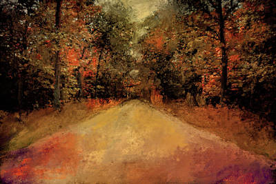 Painting - Autumns Approach by Jai Johnson