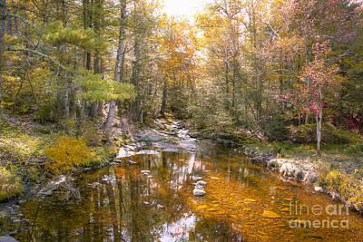 Autumn's Blessings Art Print