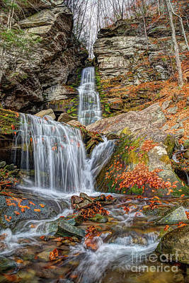 Photograph - Autumns End by Rick Kuperberg Sr