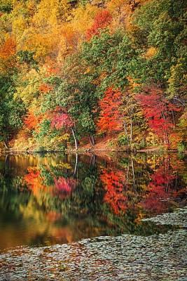 Photograph - Autumn's Rainbow by Kim Carpentier
