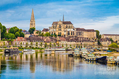 Photograph - Auxerre by JR Photography