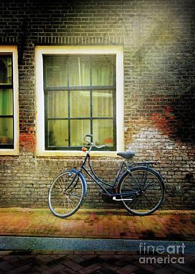 Photograph - Avancer Bicycle by Craig J Satterlee
