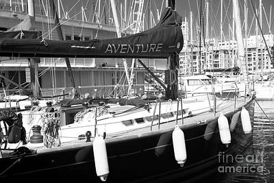 Aventure In Marseille Art Print by John Rizzuto