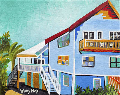 Painting - Avenue D by Wendy May