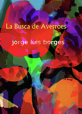 Averroes's Search Borges Poster Art Print