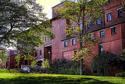 Photograph - Avery Hall 3a by David Patterson