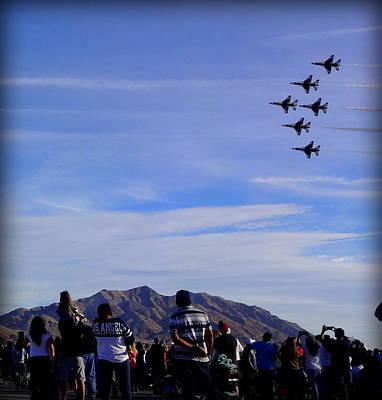 Photograph - Aviation Nationn by Donna Spadola