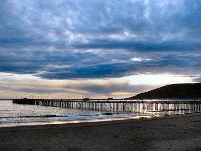 Photograph - Avila Pier by Dana Patterson