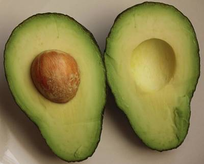 Photograph - Avocado by Roger Cummiskey