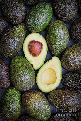 Photograph - Avocado by Tim Gainey