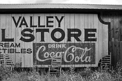 Photograph - Awaiting A Coke by David Lee Thompson