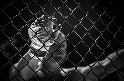 Mma Photograph - Awaiting The Decision by Ray Congrove