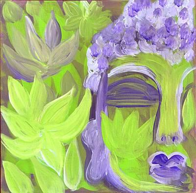 Painting - Awake by Liana Shanti