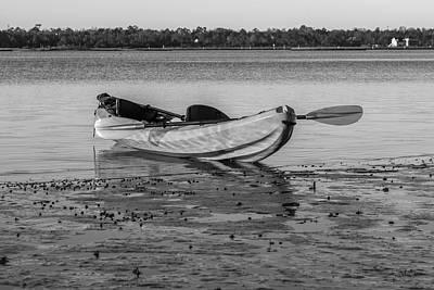 Canoe Photograph - Awake My Soul by Betsy Knapp